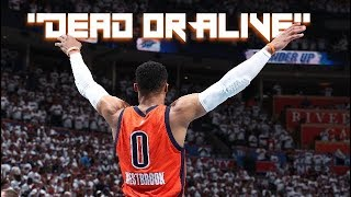 "2017-18 nba promo - ""dead or alive"""