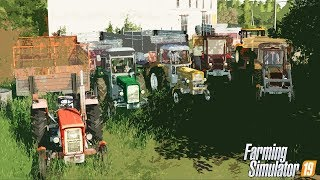 Polska Kiszonka w Klasycznym Wydaniu ❗️ Wakacyjni Rolnicy ⭐️ Farming Simulator 19