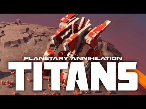 DIRECTO - PLANETARY ANNIHILATION: TITANS