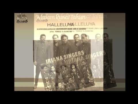 IRIANA SINGERS - YERIKHO JERUSALEM