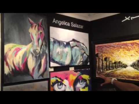 Las Vegas Artists (Victor Xiu Gallery in Las Vegas)