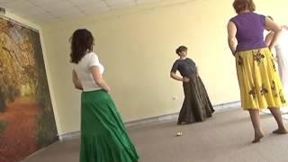 Мандала - танец со смыслом.
