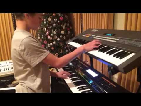 Europe the FINAL COUNTDOWN keyboard cover