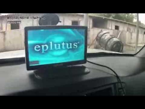 Купить автомобильный видеорегистратор Eplutus GR-91