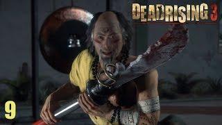 Dead Rising 3 (PC) Ep.9 - Garden Of Peace