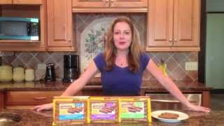 30second Mom Video: Elisa All Shares Johnsonville's New Fully-cooked Breakfast Sausage