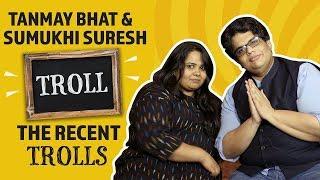 Tanmay Bhat & Sumukhi Suresh Troll the recent Trolls | Taimur Ali Khan | Pinkvilla