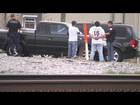 Austell Police/Cobb County PoliceTraffic Stop In(HD) Austell,Ga. 6-24-2013 TAKE#2