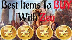 Neverwinter Newbie: Top 5 Best Items To Purchase with Zen. (Zen Tips) Part 1