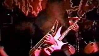 Cannibal Corpse - Addicted to Vaginal Skin (live 1994)