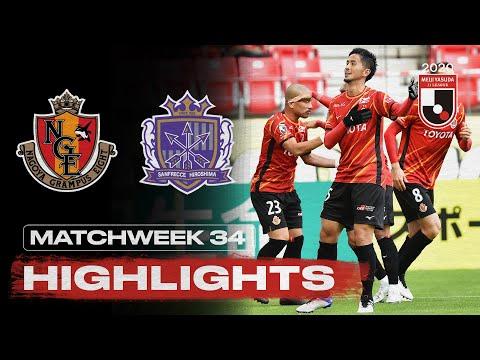 Nagoya Hiroshima Goals And Highlights