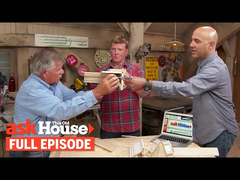 Ask This Old House | Deck, Conceal Wiring (S15 E5) | FULL EPISODE