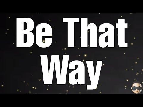 Jelly Roll & Struggle Jennings – Be That Way (Lyrics)