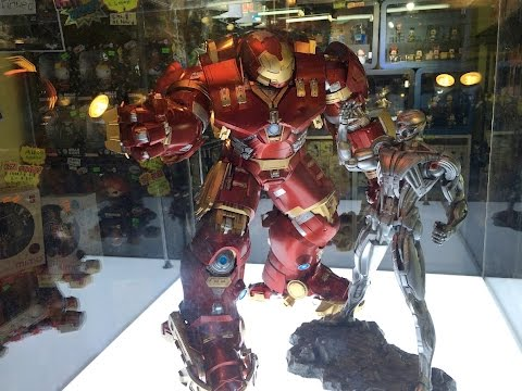Hulkbuster by DRAGON 1/9 scale