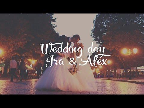 Wedding day - I & A, Odessa 2016