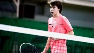 Большой теннис. Яркие моменты минувшего года. 2017 г. Тула | HD