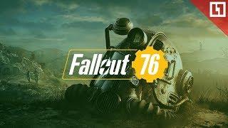 Fallout 76. Прогуляйтесь по ядерной пустоши!
