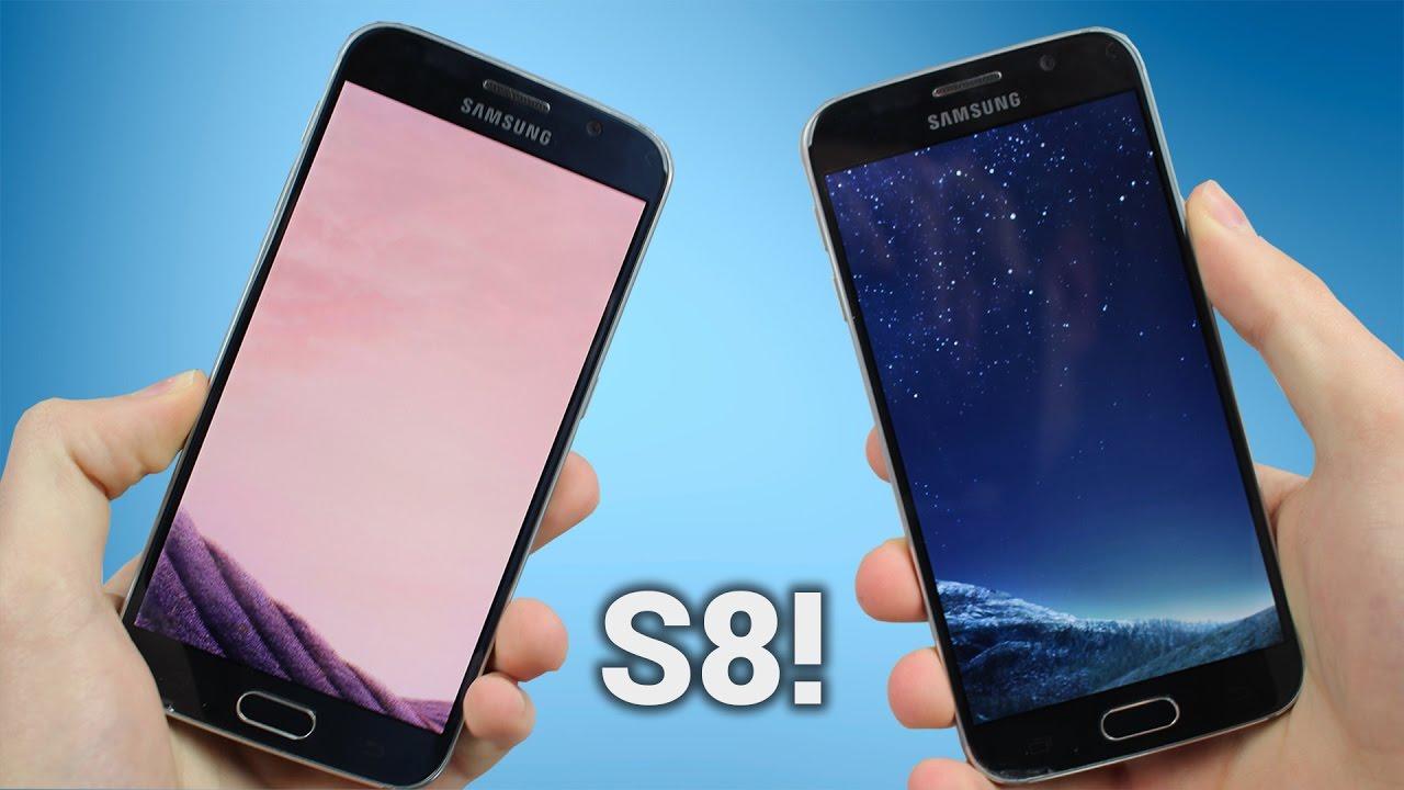 Pubg Wallpaper Samsung S8: Samsung Galaxy S8 Stock Wallpapers!
