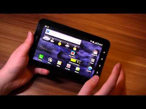 3D Android Games Auf Samsung Galaxy Tab