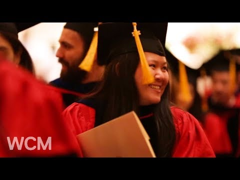 Congratulations to Class of 2017 | Weill Cornell Medicine