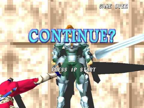 Game Over: Soul Blade - YouTube