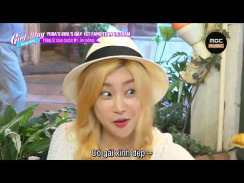 [Vietsub]150907 One fine day - Girl's Day  - Ep6