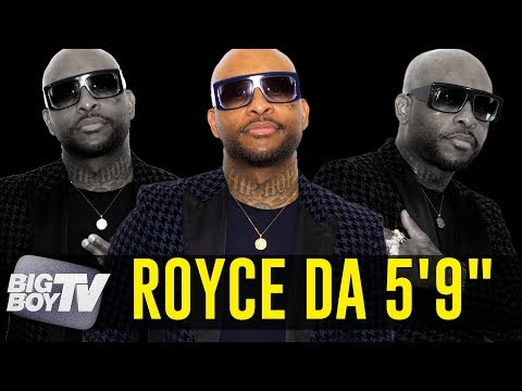"Royce da 5'9"" on The Allegory, Sobriety, Critiquing Eminem + A Lot More!"