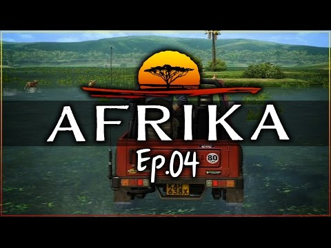 Afrika | PS3 | Ep.04 - Into The Swamp!