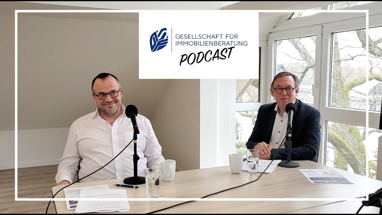 Der GSF-Immo Podcast ist da! Hier ist unsere erste Folge: