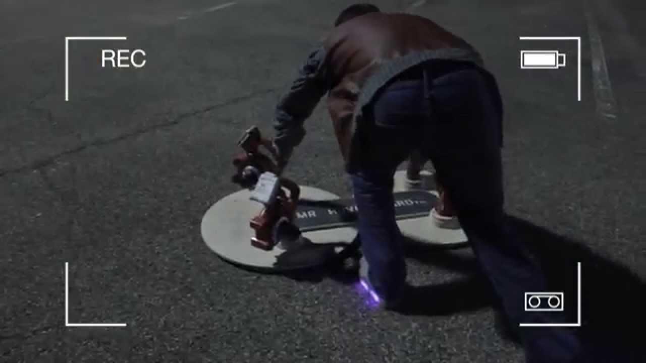 Fake Hoverboard