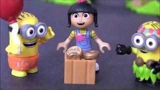 Миньоны Мультик #Гадкий я 3 Despicable Me 3 Видео для детей #Minions Игры для детей