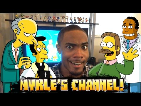 MC: The Simpsons Voice Impression Reel - Harry Shearer Characters!