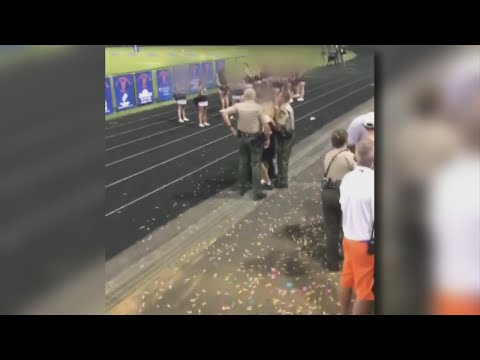 WATCH: Two Volunteer High School students charged after football game incidents Thursday night
