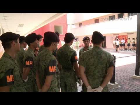 Ep 2: Discipline, Law and Order (The SAF Military Police Command)