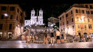 Roma Caput Tour: La Roma di notte (Rome by night)
