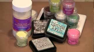 Embossing - The Basics and More by Joggles.com