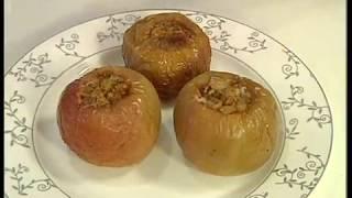 Настроение Нового Дня. Десерт из печеных яблок