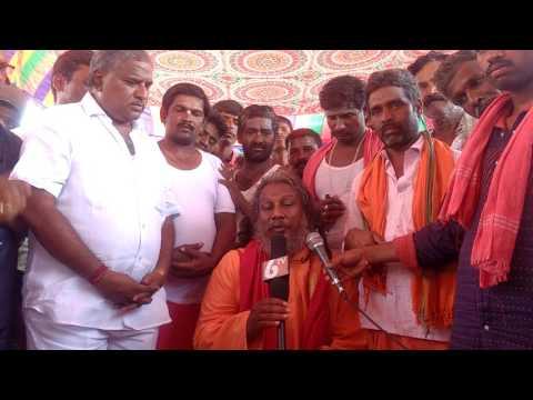 Kodumur  highlights  Bellary to Srisailam foot walk