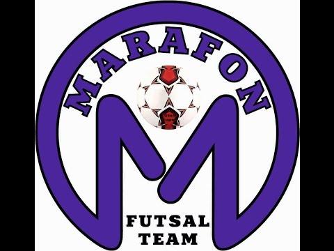 Marafon futsal-Baku Fire 1. 2-ci dovre.1-ci taym