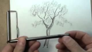 Как нарисовать дерево карандашом за 3 минуты(, 2014-02-20T20:51:34.000Z)
