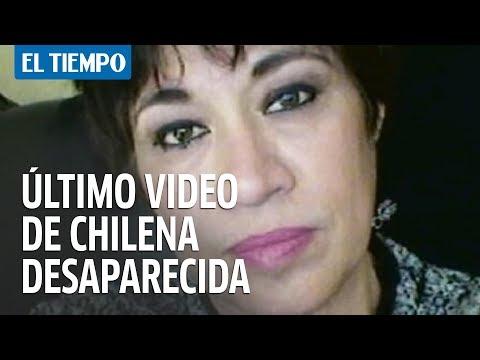 Los videos clave en investigación de chilena desaparecida en Colombia I EL TIEMPO