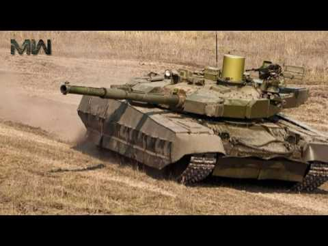 T-84 Oplot-M - Ukraine Main Battle Tank [Review]
