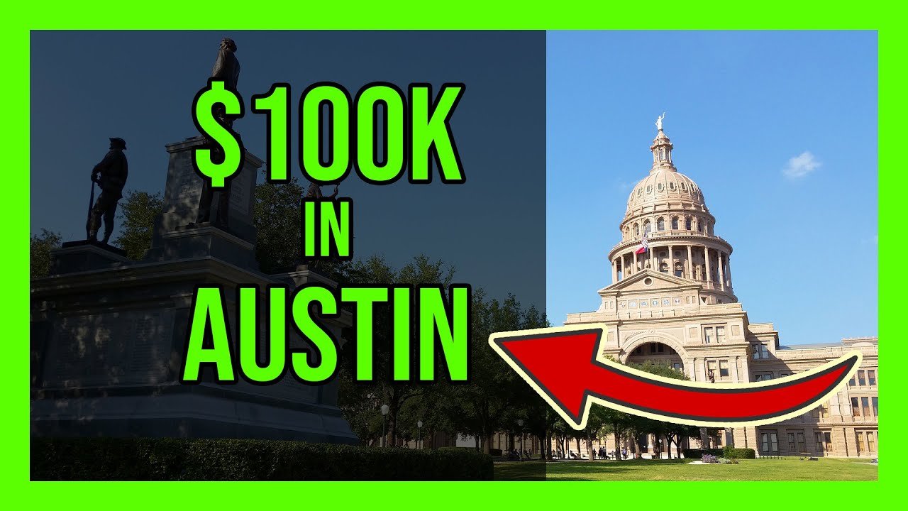 Austin: Cost of Living in Austin Texas (2020)