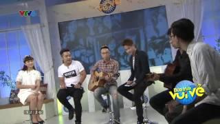 Bữa Trưa Vui Vẻ | Mong Manh | Yanbi x Tùng Acoustic
