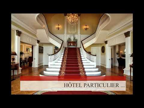VIDEO PRESENTATION AGENCE GEORGE V IMMOBILIER PARIS