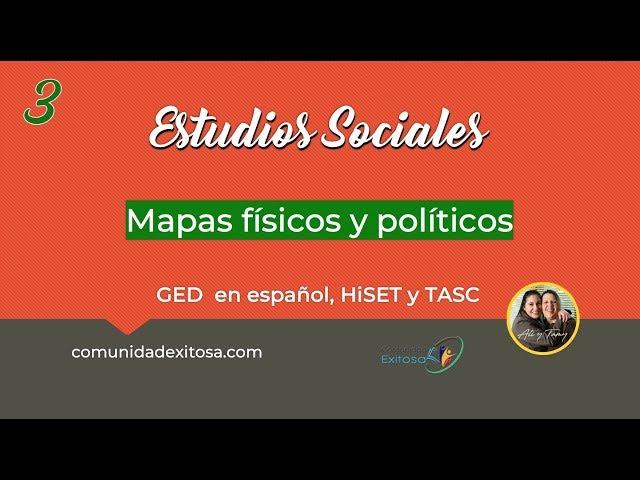 3-Estudios Sociales GED en español