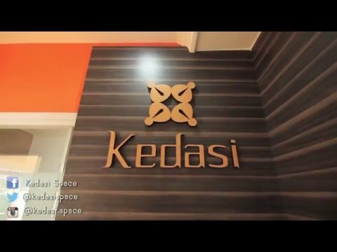 KEDASI - Coworking Space | Private Office, West Jakarta (Official Video)