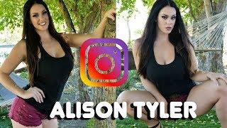 Alison Tyler Pornstar Model Hot Girl Sexy | Горячая звезда фильмов для взрослых INSTAGRAM FOTO