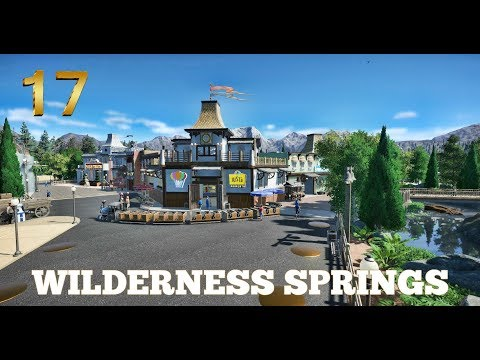 Planet Coaster Wilderness Springs! Part 17