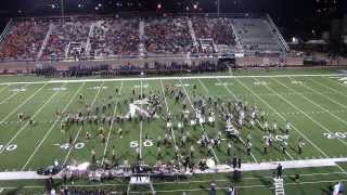 Sept 14th Clark Band (Beyond The Forest Edge 2013 Performance)